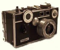 Old Argus Film Camera