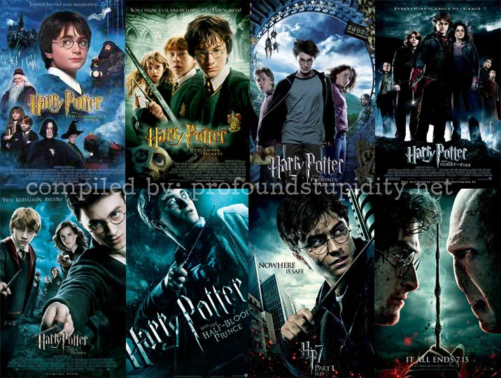 harry potter torrent download all movies