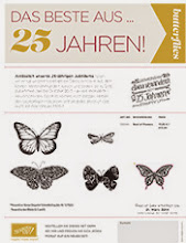 "Das Aktions -  Stempelset im Monat Juli ""The Best of Butterflies"""