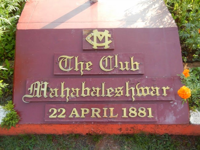 The club Mahabaleshwar