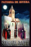 Semana Santa en Paterna de Rivera 2013