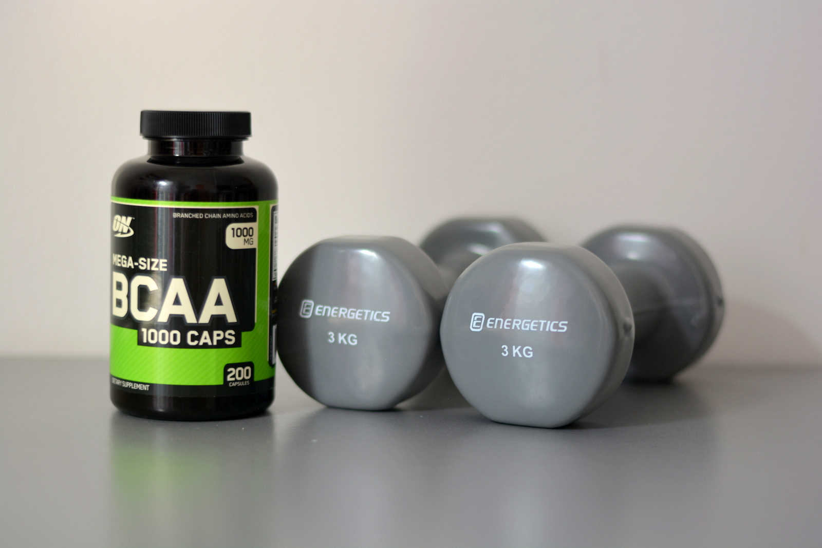 BCAA SUPPLEMENT , OPTIMUM NUTRITION
