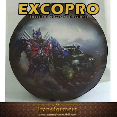 sarung ban cover ban custom transformers
