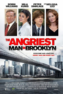 Watch The Angriest Man in Brooklyn (2014) movie free online