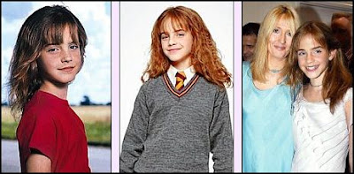 Emma Watson Hair Color
