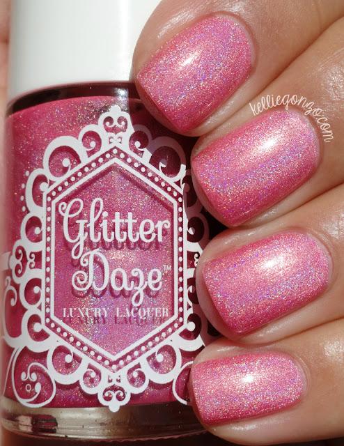 GlitterDaze Electromagnetic Bubble Gum