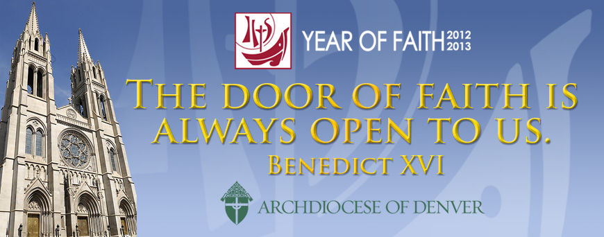 Archdiocese of Denver Year of Faith