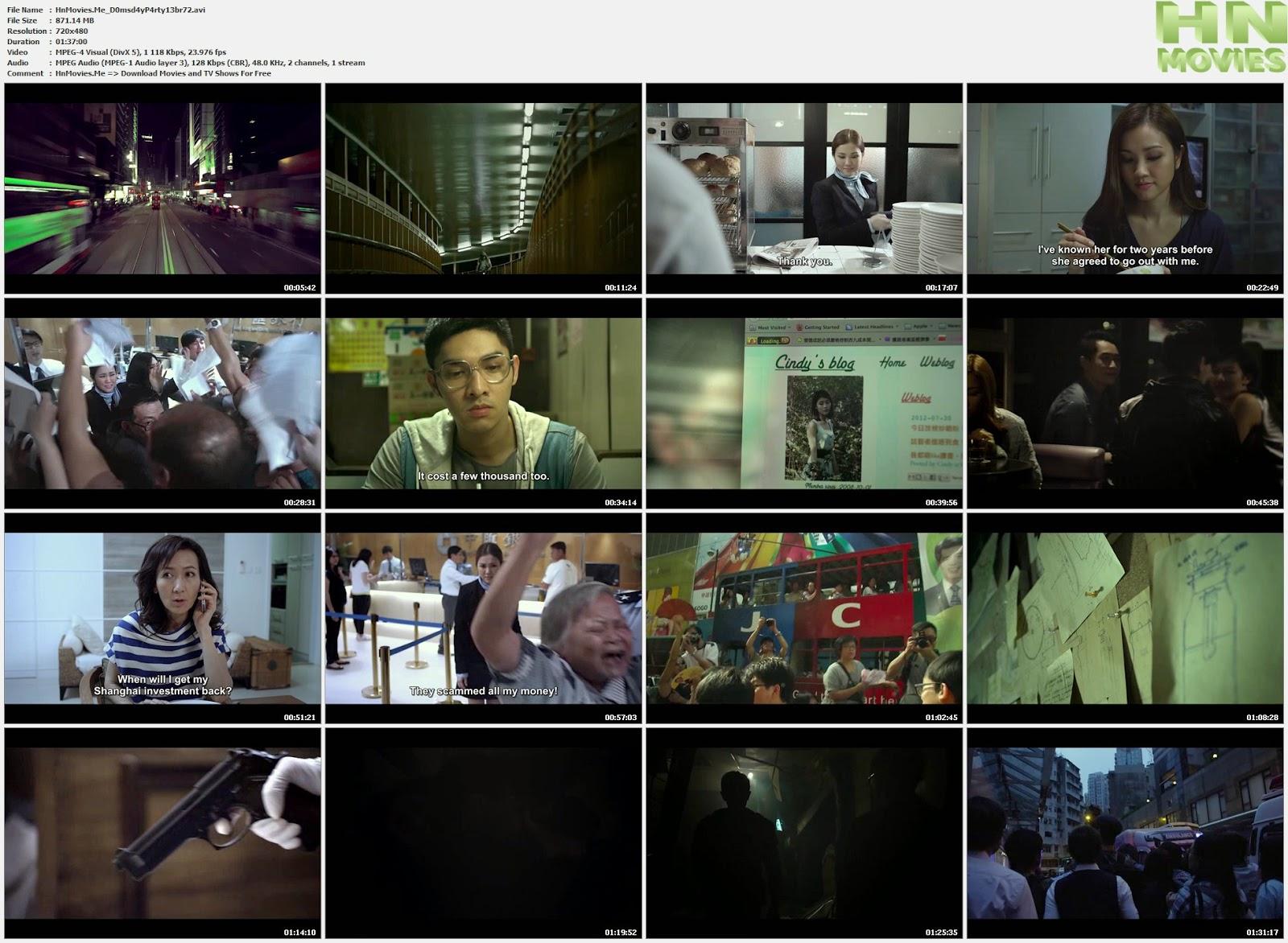 movie screenshot of Doomsday Party fdmovie.com