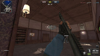 Cheat Ammo ALL SG, point blank terbaru 2011