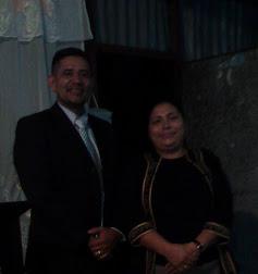 Pastores de La Obra, Tony y Lety de Bonilla