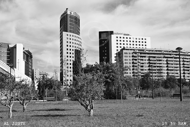 Fotografías en la Ciudad de las Artes y las Ciencias