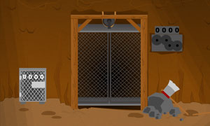 Gold Mine Escape 10