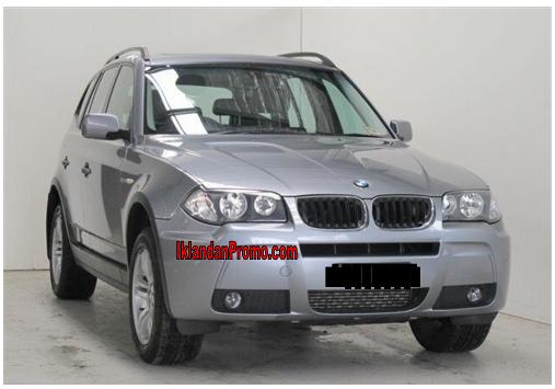 Iklan Promo Seluruh Indonesia: Jual Mobil Bekas SUV BMW ...