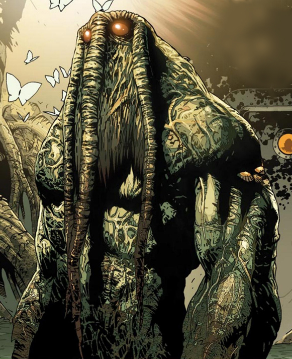 Man-Thing Character Review