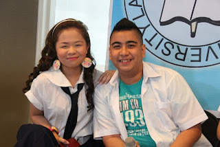 Kiray Celis and Igi Boy Flores