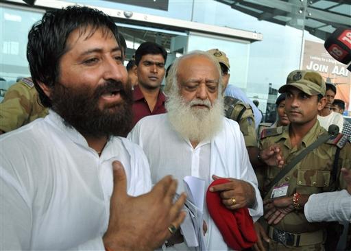 Image result for आसाराम ने अपने कृत्य से संतों की छवि गिराई