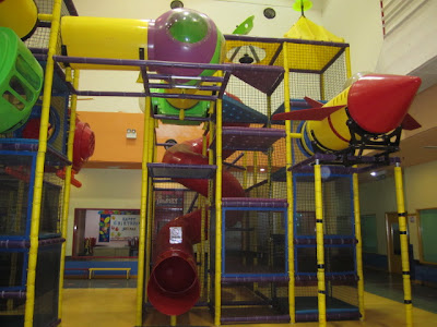 indoor playground mid valley