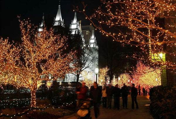 The Lights At Temple Square Additional Things To See