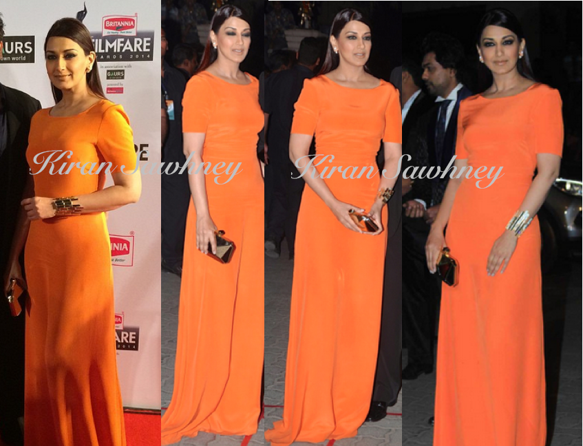 Sonali Bendre At Filmfare Awards 2015