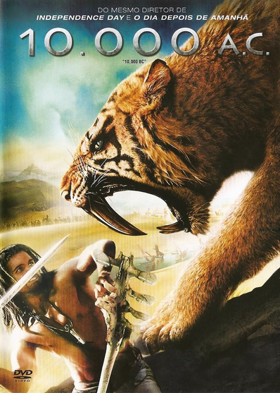 Filme 10.000 A.C. Dublado AVI DVDRip