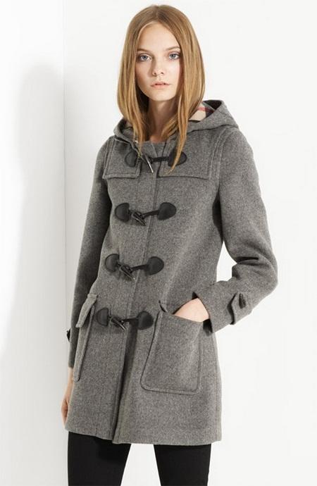 2013 Toggle Bayan Palto Modelleri