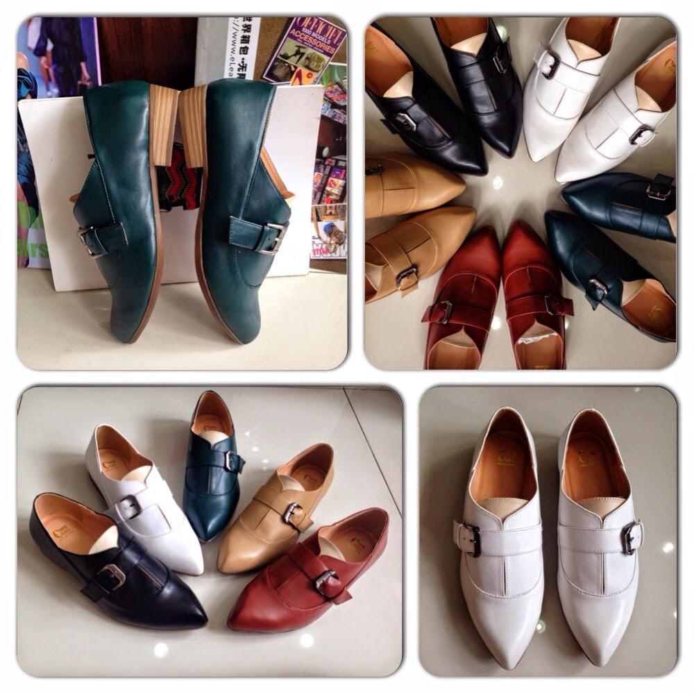 Tổng đại lý phân phối giày dép nữ XK tại Hn