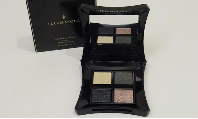 Illamasqua Celestial Palette Review