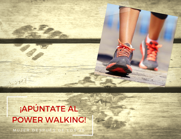 tendencias power walking