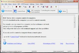Download Remote Administrator Kontrol Server