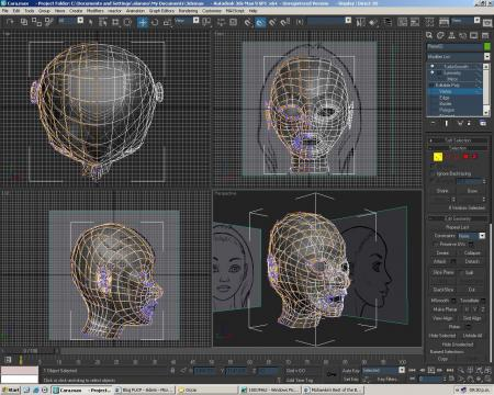 informacion 3d studio max: