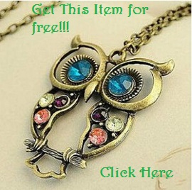 Get This Beautiful Necklace for FREE!!!