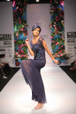 Not So Serious by Pallavi Mohan at Wills Lifestyle India Fashion Week - Spring Summer 2012 Day 3