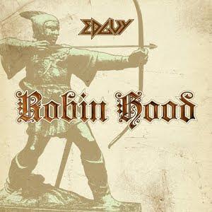 'Robin Hood' Nuevo vídeo clip de EDGUY.