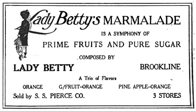 BSO Program advertisement 1914