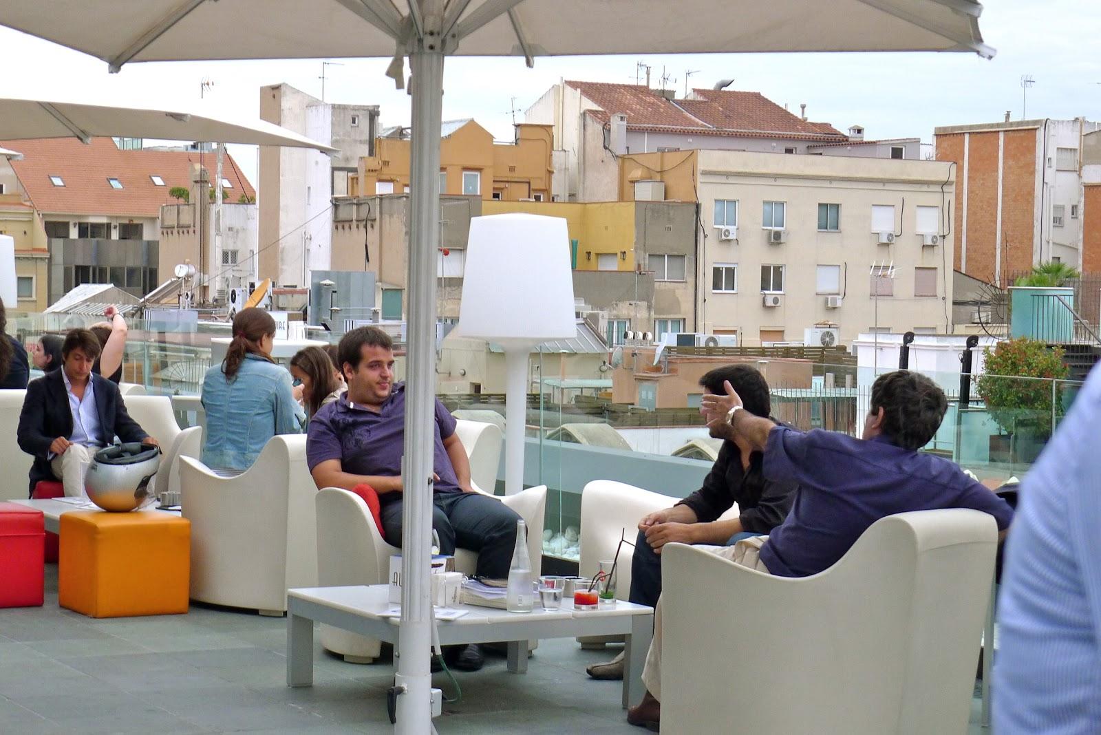 Be in barcelona terraza hotel condes de barcelona for La terraza barcelona