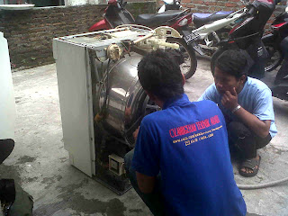 Service mesin cuci medayu utara