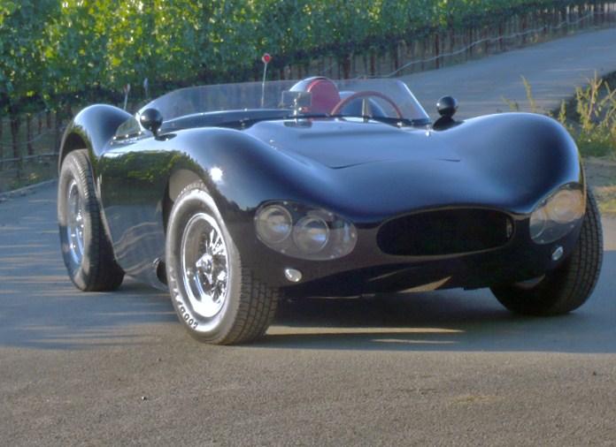 1959 Bocar XP 5 Sports Racing Prototype