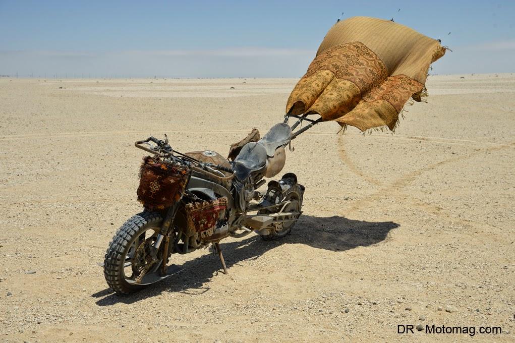 Motorcycle Mad Max Fury Road