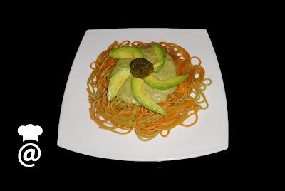 Recetas para Adelgazar: Espaguettis Vegetales con Brócoli