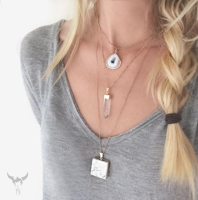 Frost + Dutch Necklaces