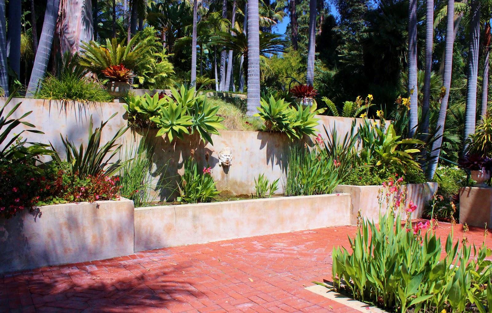 A Very Good Life Leaving The Virginia Robinson Gardens