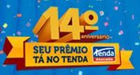 Promoção 14º Aniversário Tenda