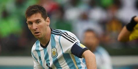 Kakek Messi: Cucu Saya Tampil Kurang Meyakinkan
