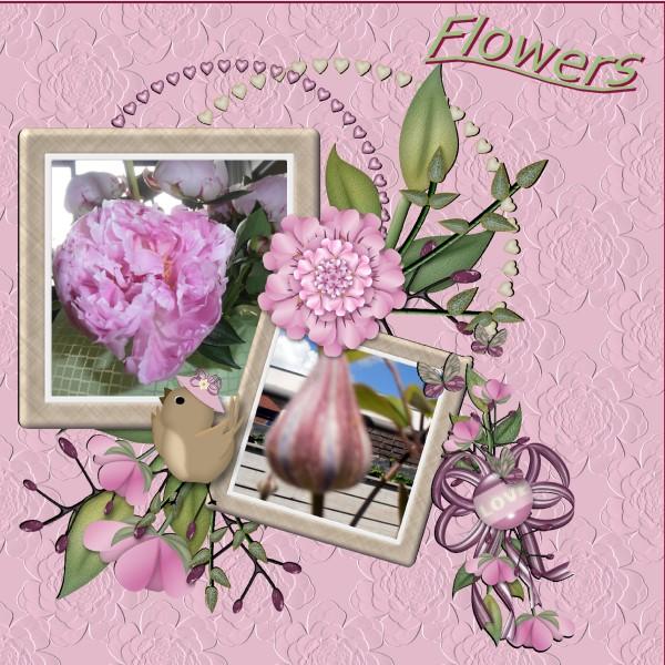 July 2016 Flowers