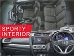 Interior Mobil All New Honda Jazz