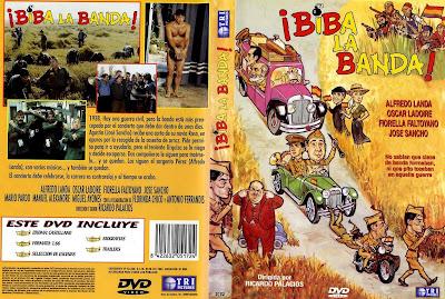 Biba la banda | 1987 | Con Alfredo Landa