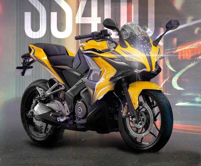 Pulsar 400 ss engine power price and features techgangs