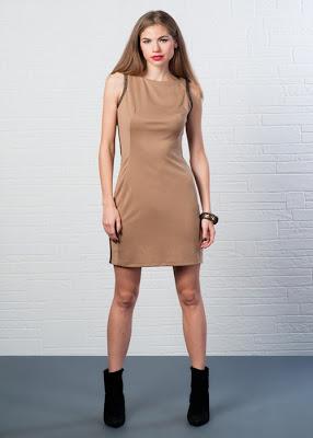koton sonbahar elbise modelleri 2013-15