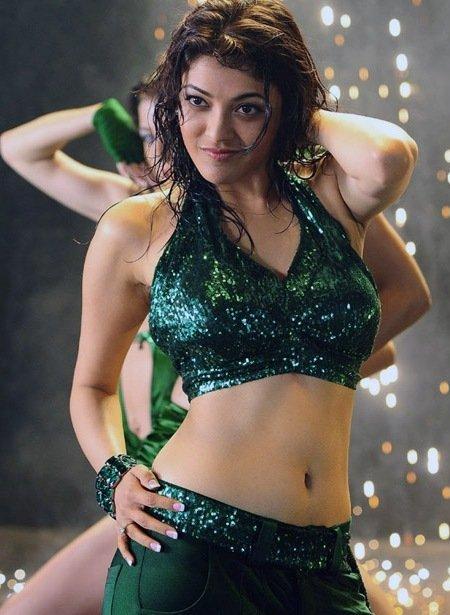 Actress Kajal Agarwal Hot Photos