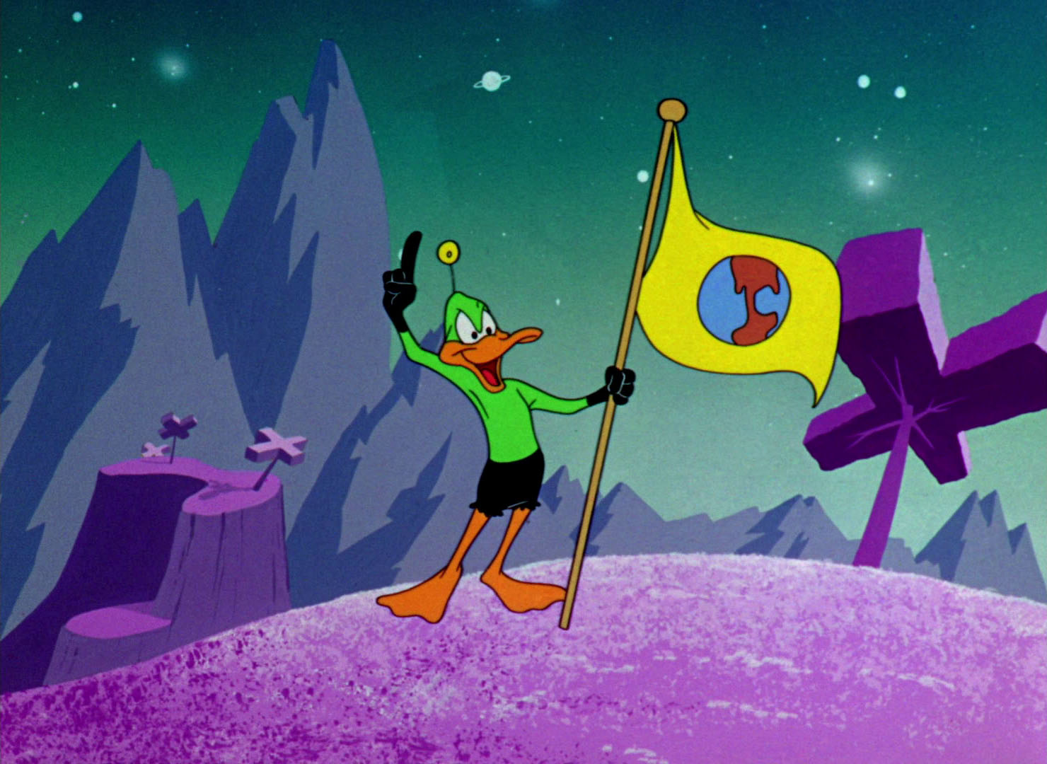 ryan u0026 39 s blog   u0026quot duck dodgers in the 24th and a half century